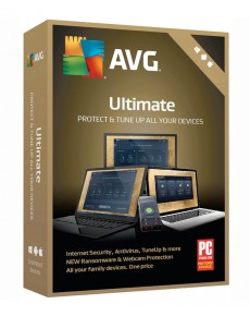 AVG Ultimate Unlimited 2019